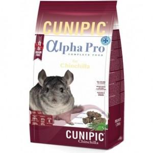 ALPHA PRO CHINCHILLA täistoit 1,75kg