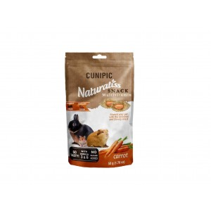 CUNIPIC SNACKS NATURALISS MULTIVITA 50g