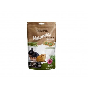 CUNIPIC SNACKS NATURALISS IMMUNITY 50g