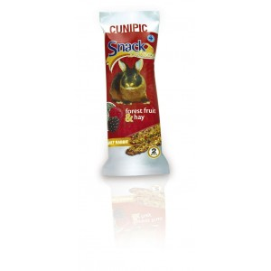 CUNIPIC SNACK DELUXE RABBITfruit&hay 90g
