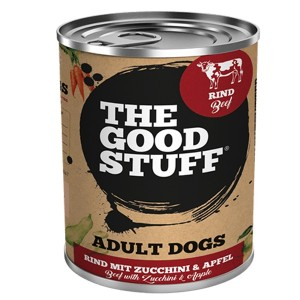 THE GOODSTUFF ADULTveis&suvikõrvits 400g