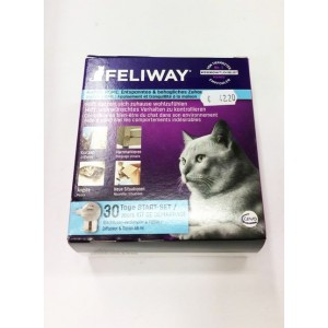 Hega Feliway HappyHome Starter Set 48ml