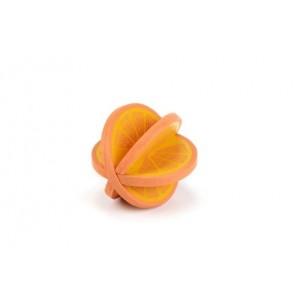 IPTS VÄIKELOOMA LELU apelsin puit 6cm