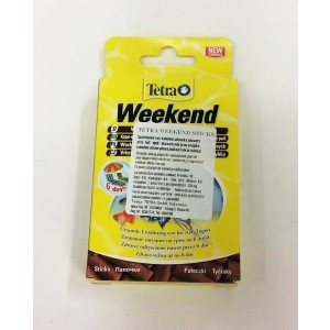 Tetra WEEKEND FUTTER 20tk