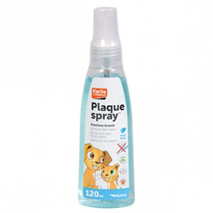 Karlie HAMBAPUHASTUS PLAQUE spray 120ml
