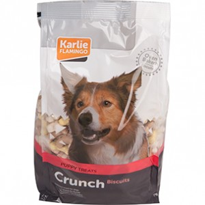Karlie PUPPY TREATS kutsikamaius 500g