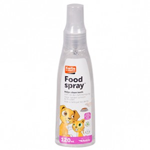 Karlie HAMBAPUHASTUS FOOD spray 120ml