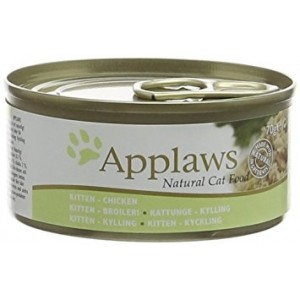 APPLAWS Kitten Chicken kassipoeg 70g