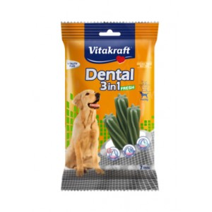 Vitakraft DENTAL 3in1 fresh Medium 180g