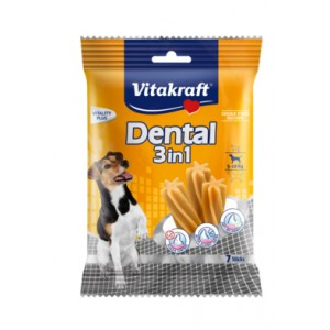 Vitakraft DENTAL 2in1 small 7tk/120g