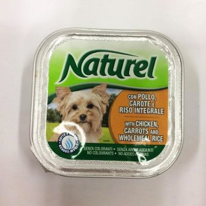 Life Dog Naturel kana & porgand 150 g