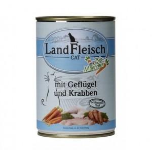 Landfleisch Linnuliha & Krevetid