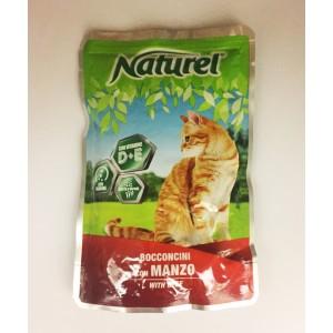Life Cat Naturel veis 100g kott