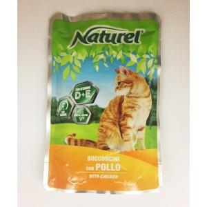 Life Cat Naturel kana 100g kott