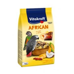 Vitakraft African linnutoit papagoile1kg