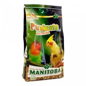 Manitoba PARAKIITIDE toidusegu 5kg