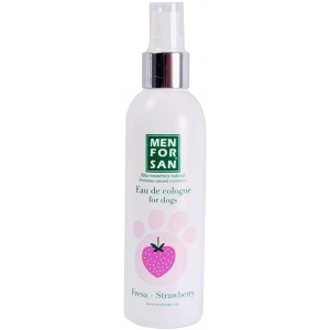 Menforsan EU DE COLOGNE STRAWBERRY 125ml
