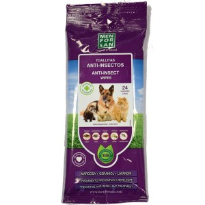 Menforsan ANTI INSECT WIPES 16TK