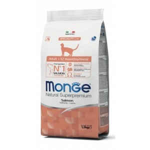 MONGE CAT ADULT LÕHE 400g