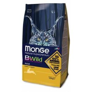 MONGE BWILD ADULT HANELIHAGA 2,5kg