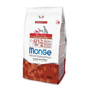 MONGE EXTRA SMALL PUPPY 800g
