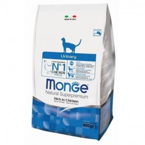 MONGE CAT URINARY kassitoit 400g