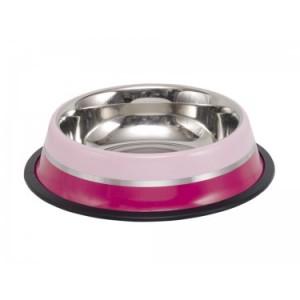 Nobby KAUSS kummiäärega roosa 850ml