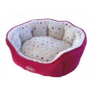 Nobby PESA SPOT roosa/hall 65x57x22cm