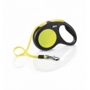 NOBBY Flexi NEW CLASSIC L lint 5m neon