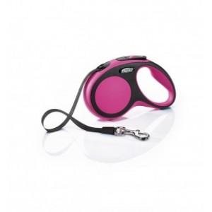 NOBBY Flexi New COMFORT XS roosa lint 3m