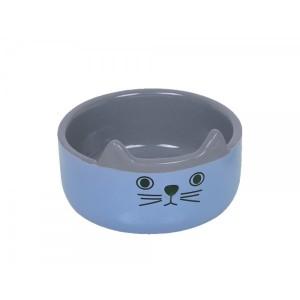 Nobby CAT FACE KAUSS sinine keraam.¤13cm