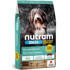 Nutram I20 IDEAL SKIN&COAT koeratoit 2,7