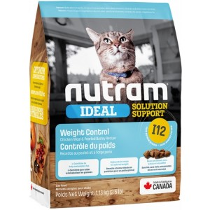 Nutram I12 WEIGHT CONTR.kassitoit 1,1kg