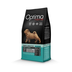 OPTIMANOVA PUPPY DIGESTIVE GF 800g
