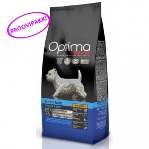 OPTIMANOVA PUPPY Chicken proov 100g