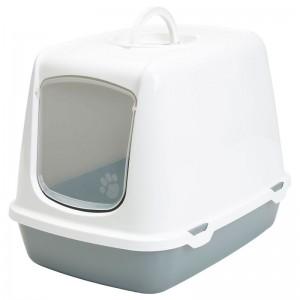 Savic Liivakast OSCAR filtr.valge/sinine