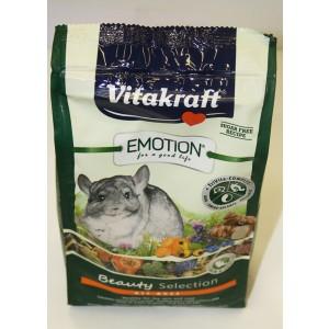 Vitakraft EMOTION SELECT chinchilla 600g