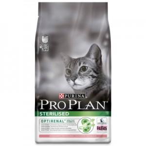 PRO PLAN Sterilised lõhe&riis 10,0kg