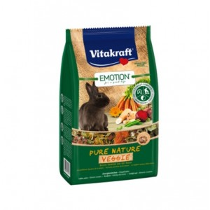 Vitakraft EMOTION NATURE jänesetoit 600g