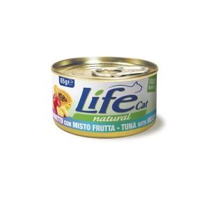 Life Cat tuunikala & mix puuvili 85g