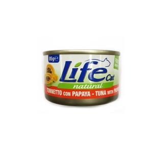 Life Cat tuunikala & papaya 85g