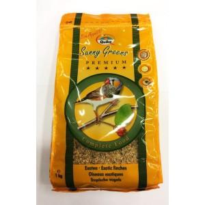QUIKO SUNNY GREENS eksoot.lind toit 1kg