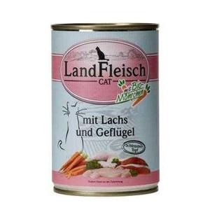 Landfleisch Kana,Lõhe&Maheköögivili konserv