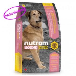 Nutram S6 Sound adult 100% NATURAANE KOERATOIT.