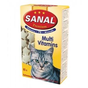 Sanal CAT PREMIUM MULTIVITAMIINID 50g