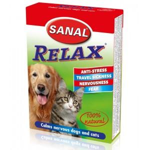 Sanal ANTI STRESS & TRAVEL 15tab.