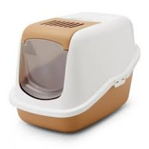 Savic Liivakast NESTOR filtr.valge/pruun