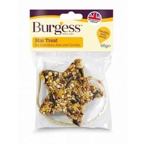 Burgess närilise tähtmaius nööriga 66 g