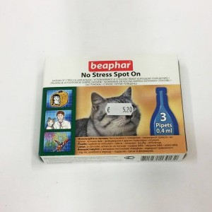 NO STRESS N3 pipetid palderjaniga kass