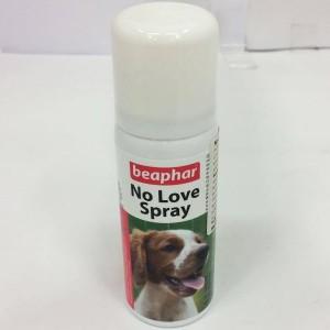 NO LOVE peletus isaste koerte vastu 50ml
